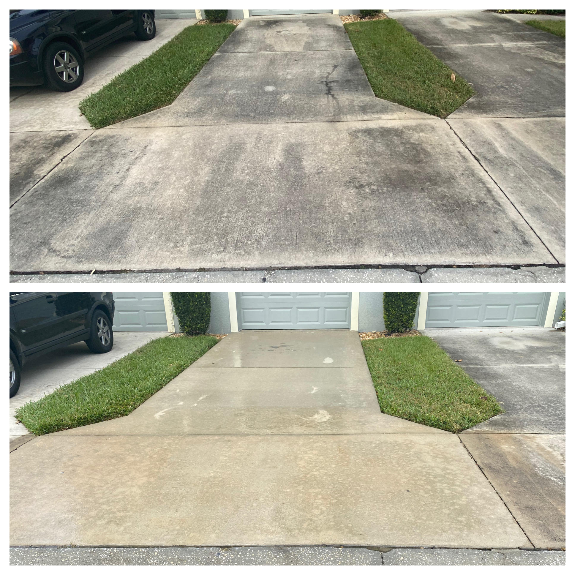 Concrete Surface Cleaning tampa florida