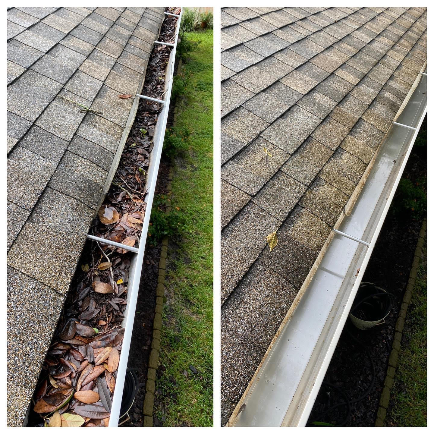 Gutter Cleaning service tampa florida